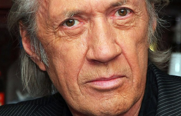 david carradine was found hanging from a doorknob in thailand
