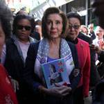 FLASHBACK: Pelosi Stood in Middle of San Francisco's Chinatown Urging People to Come Out