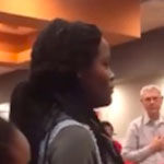 Woman Brings Entire Restaurant to Silence While Singing 'Star Spangled Banner'