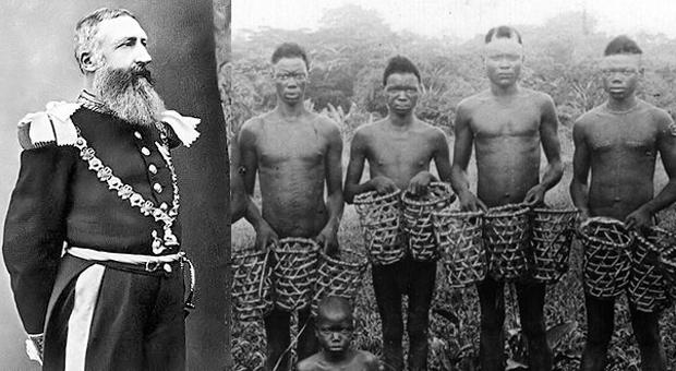 Forgotten 'Hitler' Who Killed Over 10 Million Africans ...