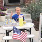 latest Young Boy Raises Money By Selling Lemonade to Take Widowed Mom on Date
