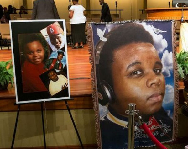 the damages caused by the shooting of michael brown in ferguson missouri A year ago, ferguson, missouri, was a relatively quiet working-class suburban  city of st  michael brown's death sparked nationwide protests.