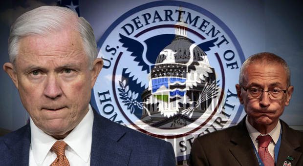 dhs confirms that trump is going after pedogate via attorney general jeff sessions