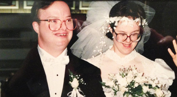 Down Syndrome Couple Told Not to Marry, Celebrate 25 Year Anniversary