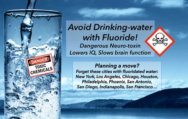 Type Of Fluoride Added To Drinking Water
