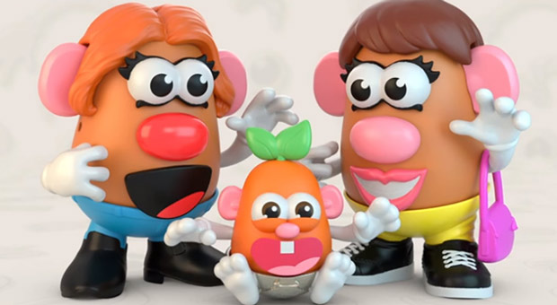 latest Gender-Neutral Mr Potato Head Proves Unpopular with Public, Polls Shows