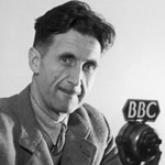 George Orwell: 'History Stopped in 1936, Everything Since is Just Propaganda'