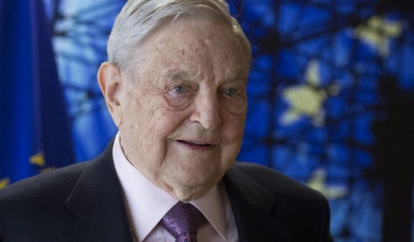 george soros has often placed himself in the middle of eu nations  politics