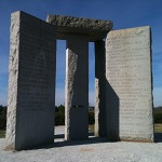 The Georgia Guidestones Conspiracy And The Mysterious 2014 'Cube'