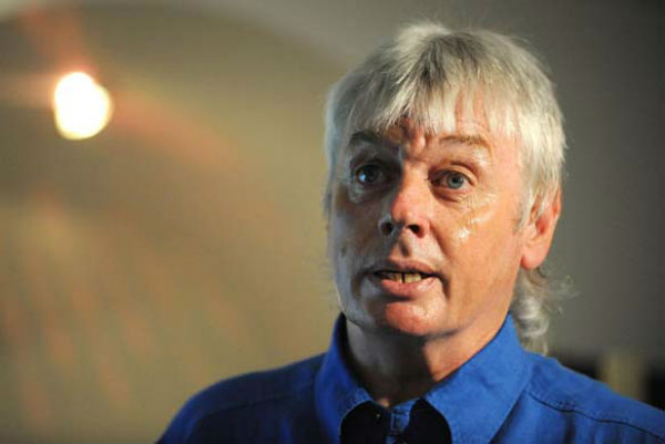 David Icke has spoken out for years...
