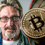John McAfee Vows to Eat Own Penis on Live TV if Bitcoin Doesn't Reach $1m