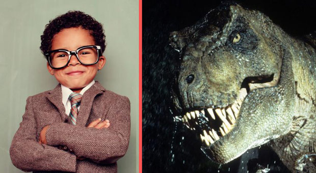 latest Children Who Are Obsessed with Dinosaurs Have Higher Intelligence, Study Finds
