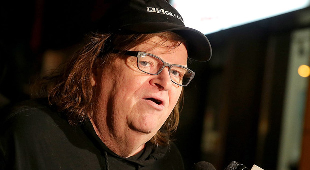 Michael Moore: 'ALL Trump Supporters are Racist Rapists'
