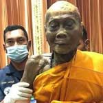 Mystery: Buddhist Monk's Dead Body Refuses To Decay After 2 Months