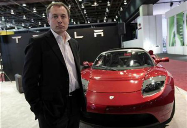 Elon Musk Entrepreneur Tesla Motors Mastermind And Space