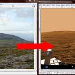 The MARS HOAX: Proof NASA Rover Is Actually On Devon Island, Canada.