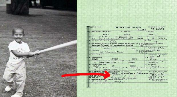 obama u0026 39 s birth certificate proven fake following 5
