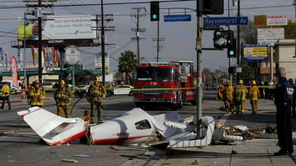 nasa engineer and expert pilot alberto behar crashed his small plane in the streets of l a  on a clear day  the plane just lost altitude