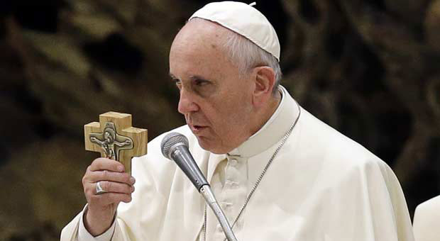Pope Francis: Exposing 'Pedophile Priests' Is A Grave Sin