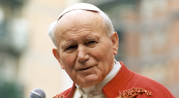 Pope John Paul II Said God Told Him 'Islam Will Invade Europe' in a Vision