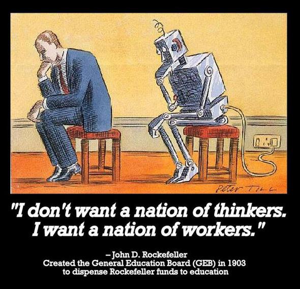 Rockefeller Destroyed Natural Cures to Found Big Pharma