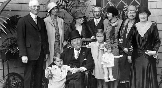 Rockefeller Family 1 Of 13 Satanic Illuminati Bloodlines
