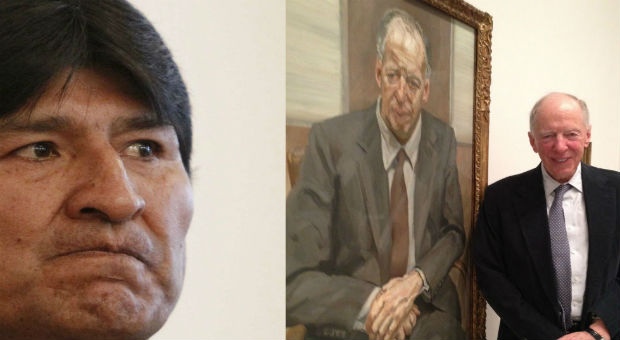 Bolivia Announces Complete Ban On Rothschild Owned Banks Rothbolivmain1