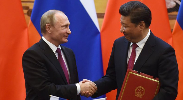 Russa & China Unite to Create 100% Gold-backed Currency