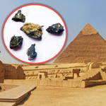 Scientists Claim Rocks Found in Egypt Are 'From Another Solar System'
