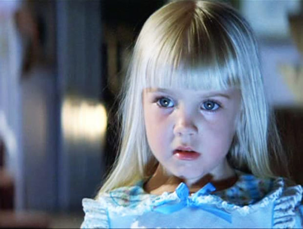 heather o rourke was famed for her line they re here in the poltergeist movie