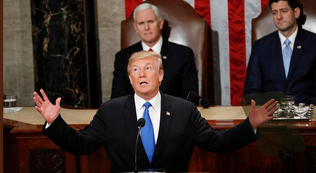 Trump's State of the Union Includes Guests Harmed by Illegal Immigration