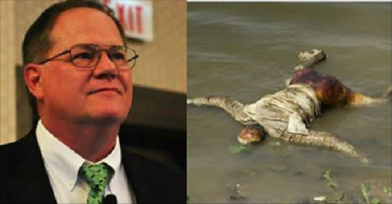 the doctor who linked vaccines to autism has been found dead floating in a river