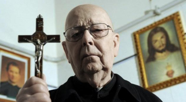 father cesare warns that practicing yoga is satanic