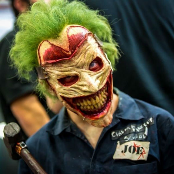 Zombie Joker Costume Coolest cosplay costumes - creative comic fancy ...