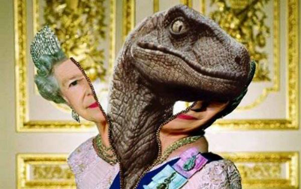 Lizard Overlords David Icke Was Right! ...