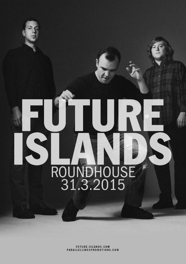 Future Islands Tour Dates Ireland
