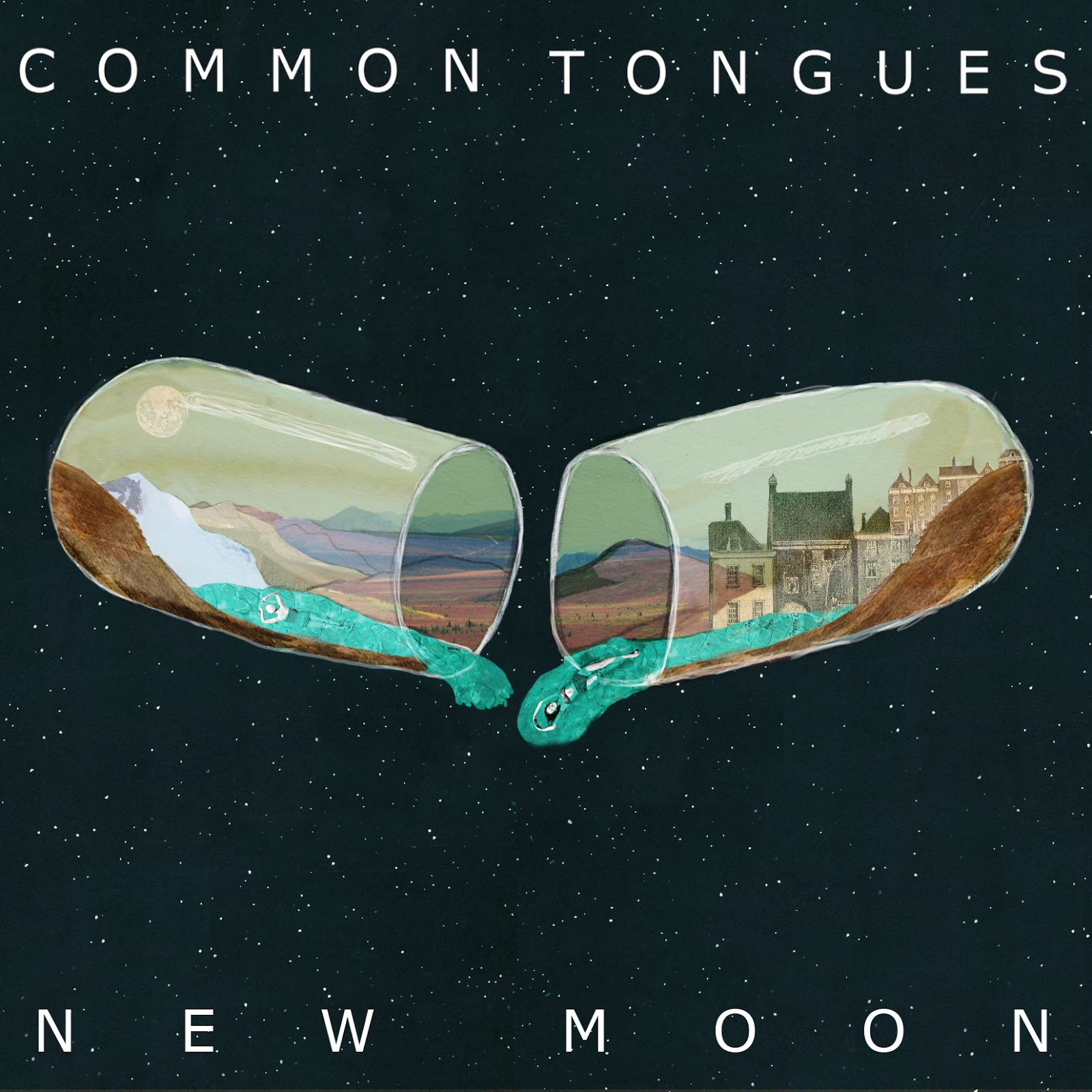 Exclusive: Watch Common Tongues Video For Single 'New Moon'