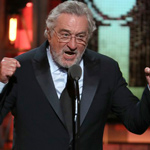 latest Robert De Niro Attacks Trump Again: 'Down With This Motherf**ker'