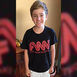 Schoolboy Punished for Wearing 'Fake News' T-Shirt for School Trip to CNN