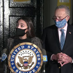 AOC and Chuck Schumer Join Forces to Push Taxpayer-Funded COVID Funerals