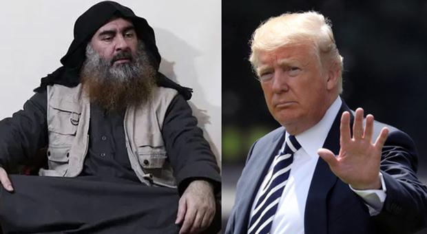 Trump Baghdadi