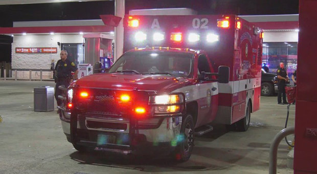 Ambulance Gets Carjacked at Gunpoint with Patient Inside in Democrat-Run Houston