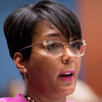 Atlanta Mayor Claims Trump Making Death of George Floyd Aftermath 'Worse'