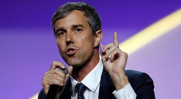 Beto O'Rourke Accuses Trump Administration of Having a 'Death Cult Mentality'