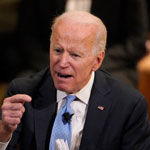Biden Accuses Trump of 'Coddling' Putin: 'He Carries Him Round Like a Puppy'