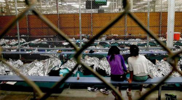 the camp will hold up to 700 illegal immigrant children in carrizo springs  texas