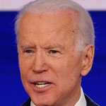 news thumbnail for Biden Warns of    Four More Years of George    if He Loses Election