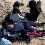 Biden's Border Crisis: 5 Unaccompanied Migrant Girls Found Hungry and Crying in Texas