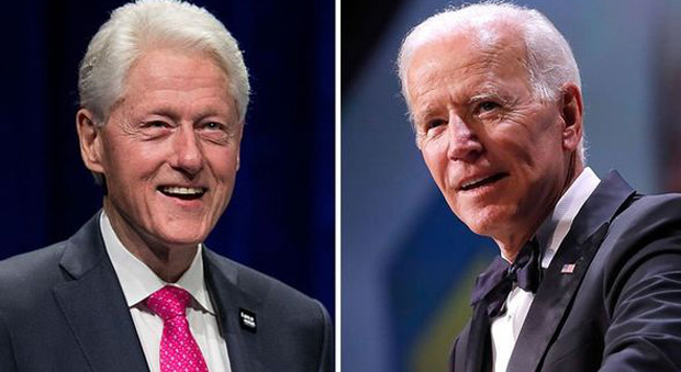 Bill Clinton: Biden's 1st 100 Days Have Been 'Almost Pitch Perfect'