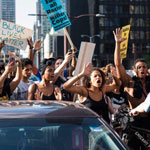 Black Lives Matter Rallies in Support of Looters Arrested in Chicago